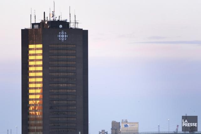 La Société Radio-Canada devra cesser de diffuser des publicités payantes sur... (PHOTO BERNARD BRAULT, ARCHIVES LA PRESSE)