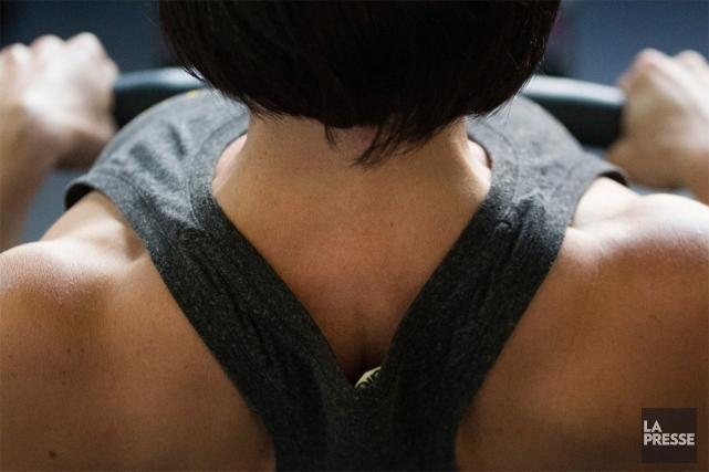 Les gyms présentent de nombreux avantages. On peut... (PHOTO IVANOH DEMERS, LA PRESSE)