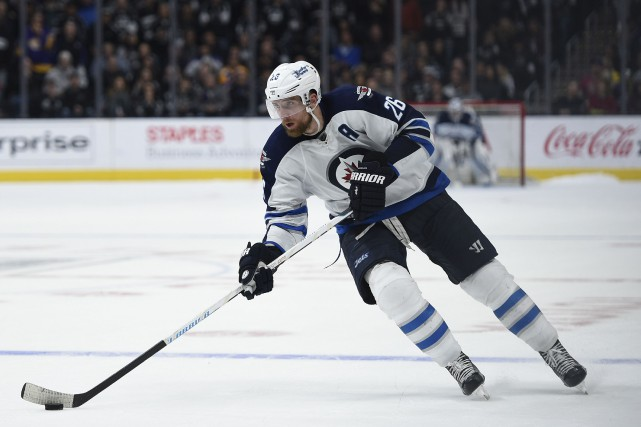Blake Wheeler... (Photo Kelvin Kuo, USA Today Sports)