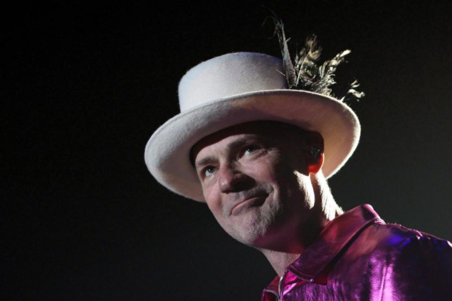 Gord Downie, qui est atteint d'un cancer du... (Photo Chad Hipolito, archives La Presse Canadienne)