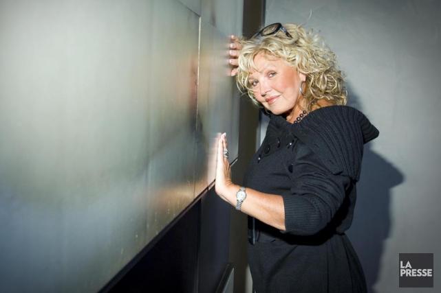 La chanteuse Michèle Richard... (archives La Presse)