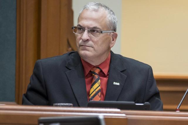 Le directeur général de la Ville de Sherbrooke,... (Archives, La Tribune)