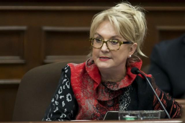 La conseillère Diane Délisle estime que les Sherbrookois... (Archives, La Tribune)