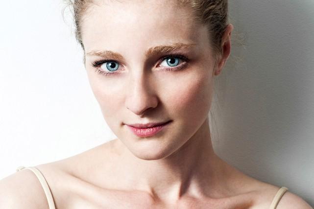 L'ex-mannequin Rachel Blais... (PHOTO RENÉE BOUNIN, FOURNIE PAR RACHEL BLAIS)