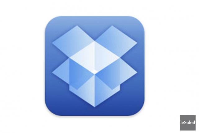La plateforme américaine de stockage de documents en ligne Dropbox a indiqué... (Photothèque Le Soleil)