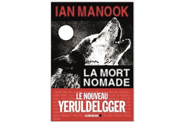 La mort nomade,d'Ian Manook...