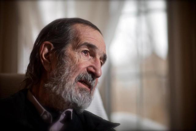 «André Melançon était un humain géant, qui s'intéressait... (Photo André Pichette, Archives La Presse)