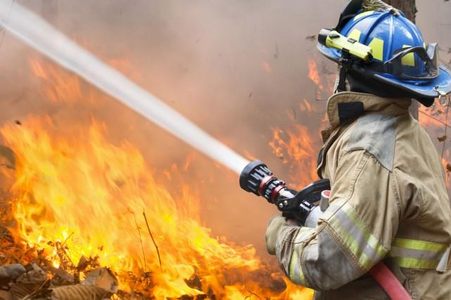 Le service incendie de Magog répond aux exigences... (123RF)