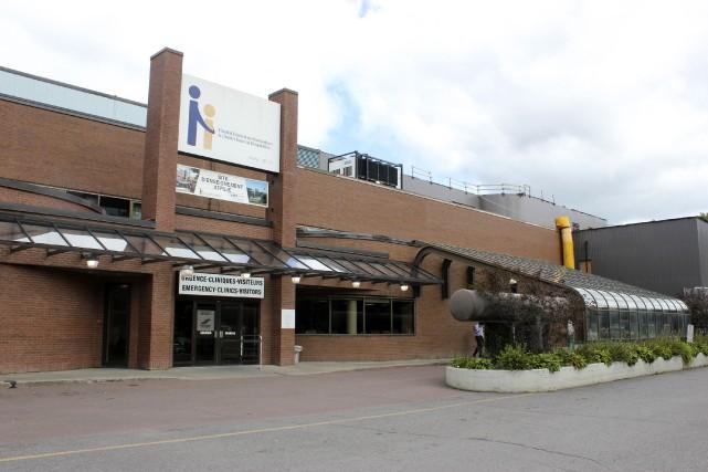 L'Hôpital général de Hawkesbury... (Martin Brunette, LeDroit)