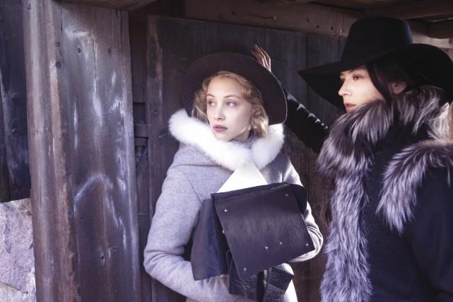 Christine (Malin Buska, à droite), reine vierge, disciple... (Fournie par K-Films Amérique)