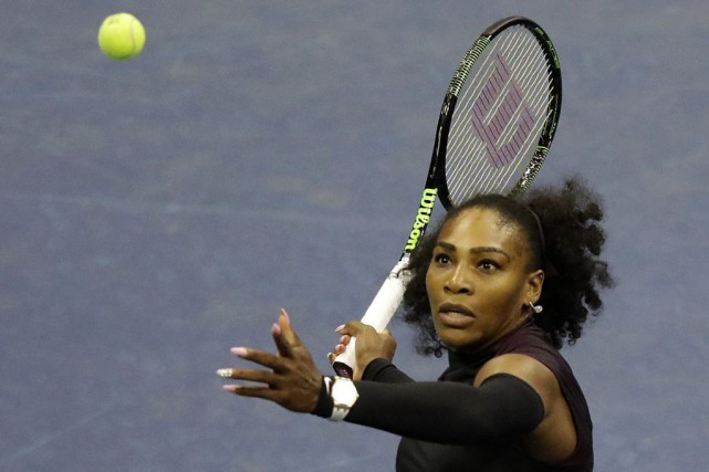 Serena Williams... (PHOTO Julio Cortez, AP)