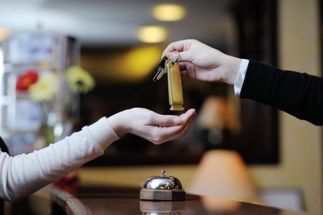 Une menace de grève plane sur l'Hôtel Quality... (123RF)