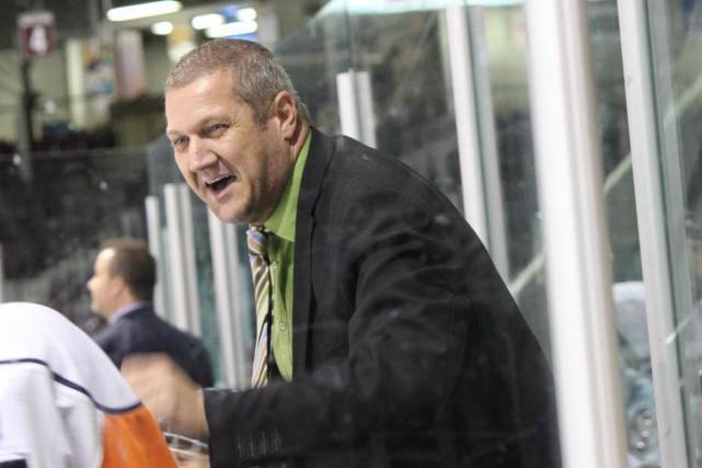 Robert Desjardins s'occupera désormais des opérations hockey chez... (Courtoisie)