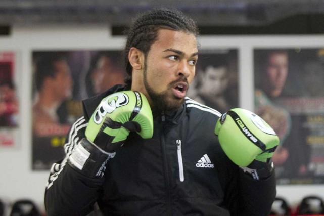 Jordan Balmir livrera son deuxième combat professionnel samedi... (Sylvain Mayer, Le Nouvelliste)