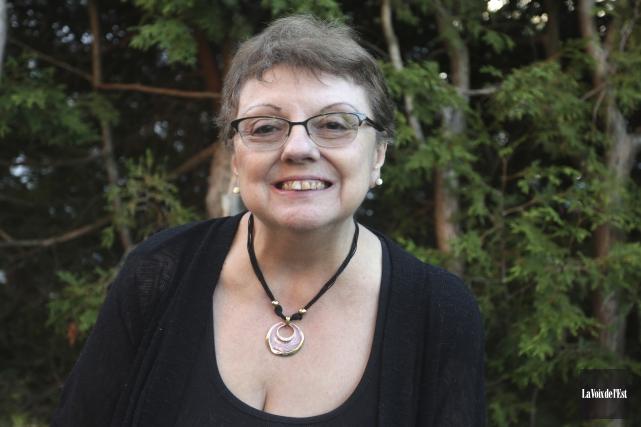 L'ancienne directrice de la SPA de Granby, Paule... (Catherine Trudeau, La Voix de l'Est)