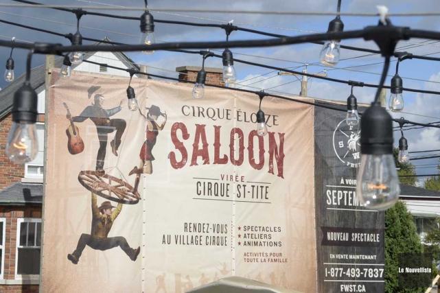 Saloon - Cavale au coeur du Far Wests'inspire... (Sylvain Mayer, Le Nouvelliste)