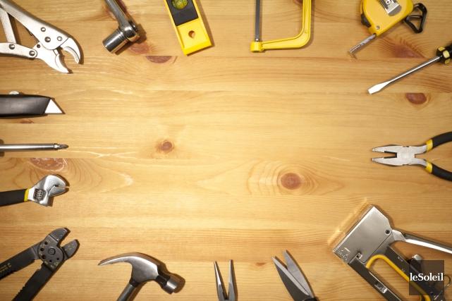 Buffer, shimmer, veneer : le monde des rénovations est... (Photothèque Le Soleil)
