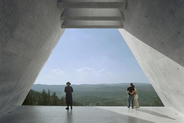 La visite du Yad Vashem, à Jérusalem, se... (Timothy Hursley)
