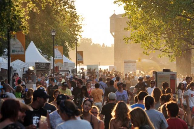 Pour clore en beauté la saison des festivals brassicoles, le festival Bières et... (Photo tirée de la page Facebook du festival)