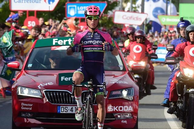 Valerio Conti... (Photo Jose Jordan, AFP)