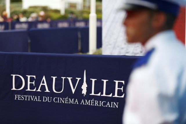 Deauville, sur la côte normande, s'apprête à accueillir à partir de vendredi le... (PHOTO AFP)