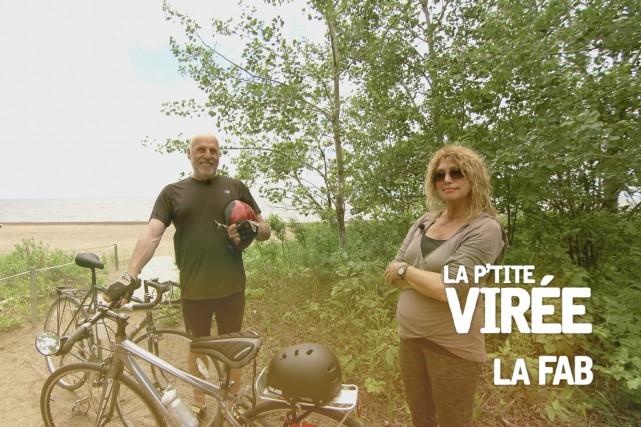 La p'tite virée au Lac-Saint-Jean | Danielle Dubé... (Télé-Québec)