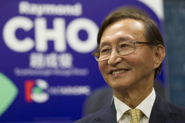 Le nouveau député de Scarborough-Rouge River, Raymond Cho... (Chris Young, La Presse Canadienne)
