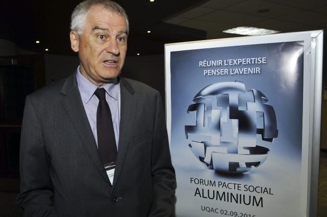 L'économiste et organisateur du Forum Pacte social Aluminium,...