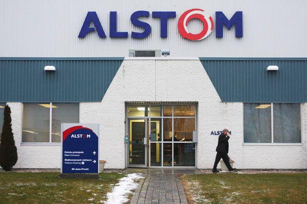 La multinationale de transport par rail Alstom assurera la maintenance des... (ARCHIVES, LeDroit)