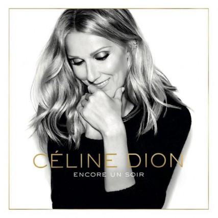 Encore un soir, de Céline Dion... (Image fournie par Sony Music)