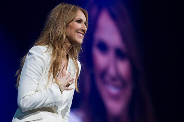 Le nouvel album de Céline Dion, Encore un... (Archives La Presse canadienne)