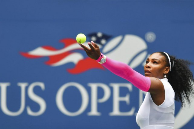 Serena Williams... (PHOTO EDUARDO MUNOZ ALVAREZ, AFP)
