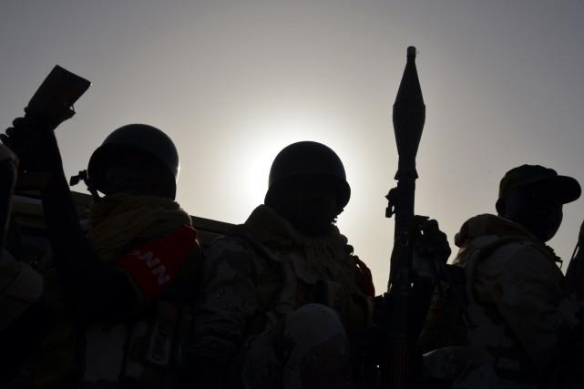 L'utilisation d'armes chimiques en Syrie par le groupe djihadiste État... (Archives, AFP)