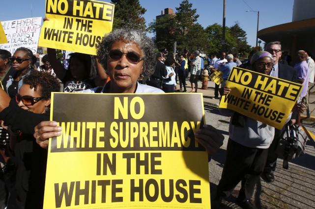 Les électeurs noirs ne sont pas les plus... (AFP, JEFF KOWALSKY)