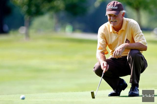 André Gagné a remporté 260 tournois au cours... (Photothèque Le Soleil, Yan Doublet)