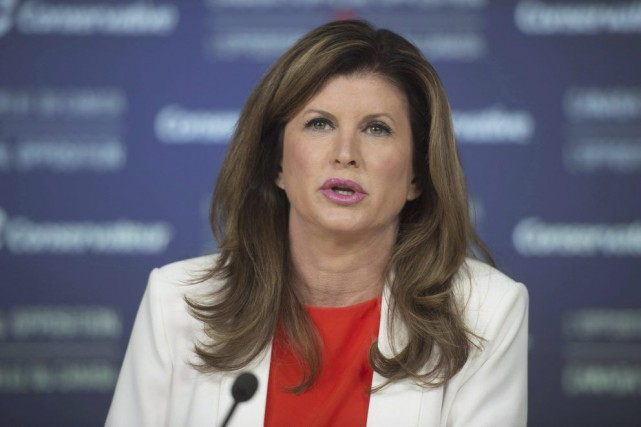 Rona Ambrose... (PHOTO Adrian Wyld, PC)