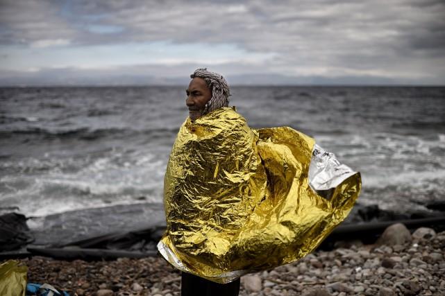 Après des mois de déchirements, les pays de... (ARIS MESSINIS, AFP)