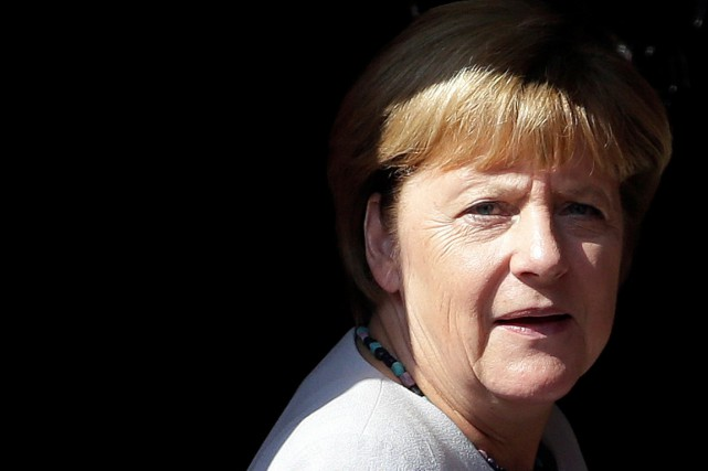 La chancelière Angela Merkel.... (Max Rossi, archives REUTERS)