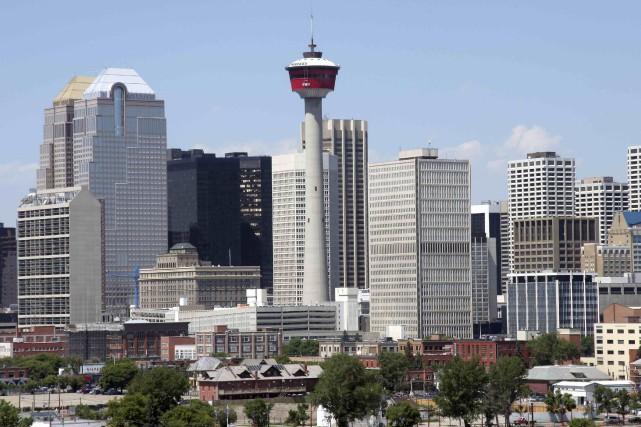 La ville albertaine de Calgary a sa propre... (Photothèque Le Soleil)