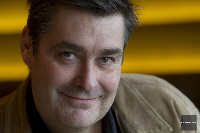Mike Goudreau : « Il faut vraiment que... (Archives La Tribune, René Marquis)