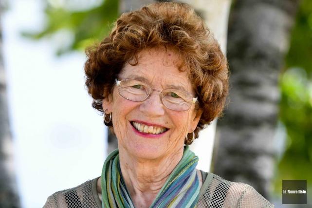 Andréa Richard... (Andréanne Lemire, Le Nouvelliste)