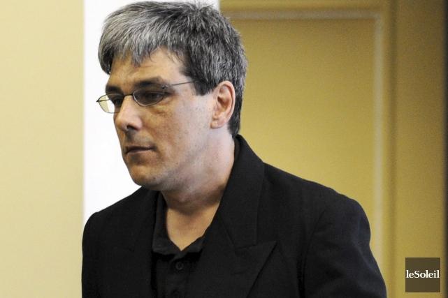 Alain Perreault est accusé du meurtre deLyne Massicotte,... (Photothèque Le Soleil, Erick Labbé)