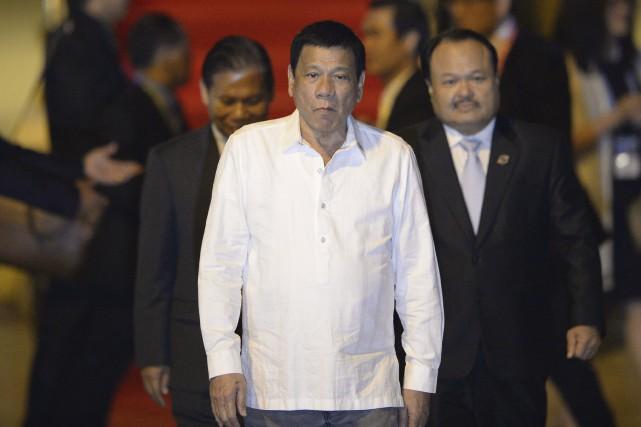 Depuis son accession au pouvoir en mai, le... (AFP, Noel Celis)