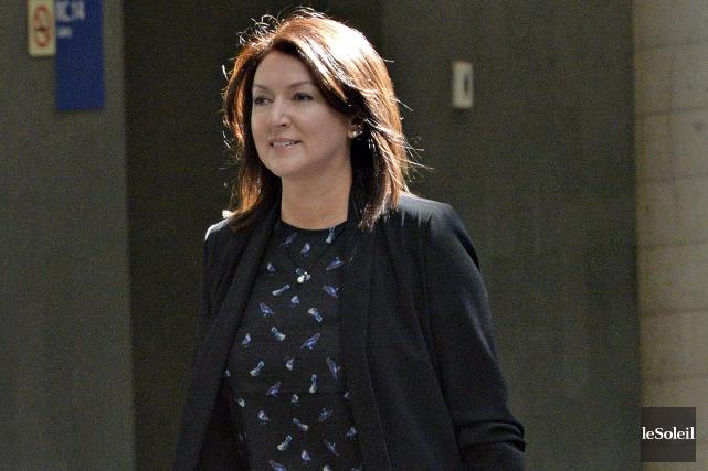 Nathalie Normandeau est accusée d'abus de confiance, de... (Photothèque Le Soleil, Patrice Laroche)