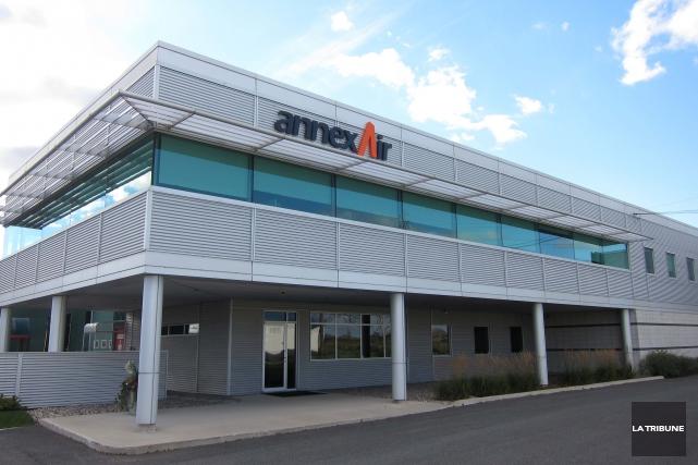 Le projet de nouvelle usine d'Annexair annoncé en... (Archives La Tribune)
