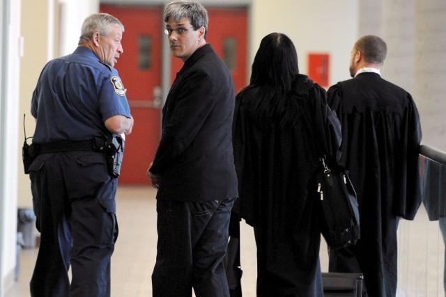 Alain Perreault a été reconnu coupable du meurtre... (Photothèque Le Soleil, Erick Labbé)