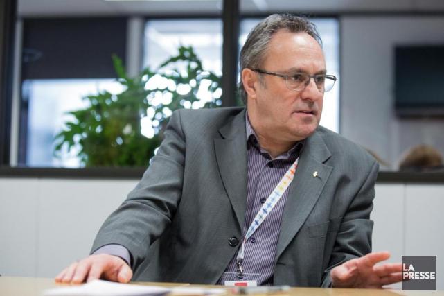 Daniel Boyer,président de la FTQ... (PHOTO EDOUARD PLANTE-FRÉCHETTE, ARCHIVES LA PRESSE)