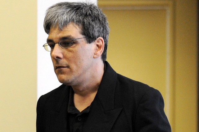 Alain Perreault, au palais de justice en 2010.... (Photothèque Le Soleil)