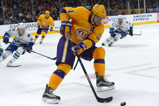 Anze Kopitar... (Photo Jayne Kamin-Oncea, USA Today Sports)