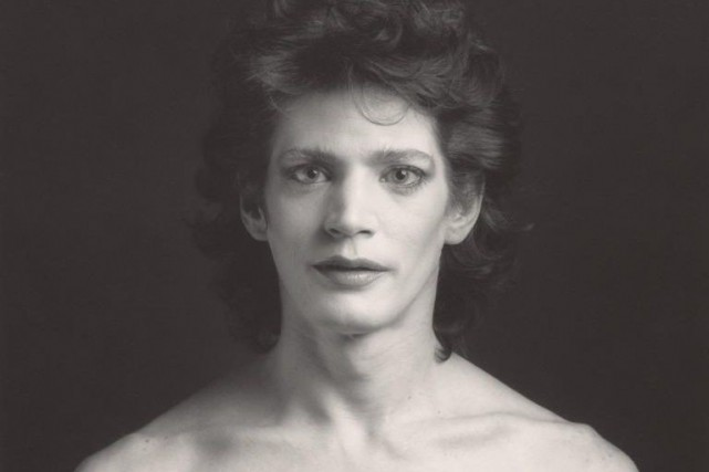 robert mapplethorpe autoportrait photograph 1980